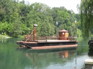 Adda - Traghetto di Leonardo